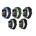 часовая группа для яблочных часов 3 серии 1 2 силиконовых камуфляжа замена спортивный ремень с адаптером 38 мм 42 мм