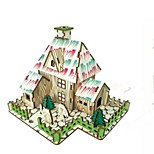 3D Puzzles Jigsaw Puzzle Logic & Puzzle Toys Model Building Kits Toys House Animals 3D Houses Fashion Kids Hot Sale DIY Classic Fashion