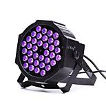 U'King ZQ-B193B 36*1W LEDs Purple Color Auto DMX Sound Activated Par Stage Lighting for Disco Party Club KTV Wedding