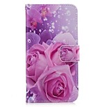 Case For Huawei Y5 III(Y5 2017) P8 Lite Card Holder Wallet with Stand Flip Full Body Flower Hard PU Leather for Huawei P10 Lite Huawei