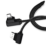 tafiq usb 2.0 connect cable usb 2.0 to usb 2.0 type c соединительный кабель male - male 1.0m (3ft)