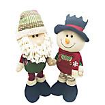 1pç Natal Enfeites de NatalForDecorações de férias 60