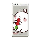 Case For Huawei P9 P10 Transparent Pattern Back Cover Transparent Cartoon Soft TPU for Huawei P10 Plus Huawei P10 Lite Huawei P10 Huawei