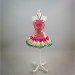 For Barbie Doll fluorescent orange For Girl's Doll Toy