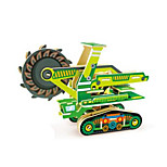 3D Puzzles Underground - Hard Rock Toys Excavating Machinery Vehicles Kids 1 Pieces
