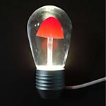 1set Rechargeable Capteur tactile Décorative Transport Facile Elégant Lanternes & Lampes de tente LED Night Light Lumières USB-2W