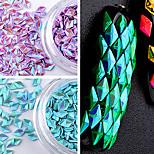 12 Color Colorful Sequins Diamond Laser Phototherapy Suit Hollow Symphony