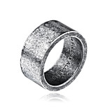 Men's Band Rings Fashion Personalized Titanium Steel Circle Jewelry Jewelry For Daily Casual