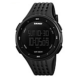 SKMEI -1219 Smartwatch Water Resistant / Water Proof Long Standby Alarm Clock Multifunction Light and Convenient Wearable Information