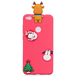 Case For Huawei P8 Lite (2017) P10 Lite Pattern DIY Back Cover Christmas Soft TPU for Huawei P10 Lite Huawei P10 Huawei P8 Lite (2017)