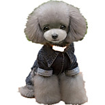 Dog Clothes/Jumpsuit Dog Clothes Casual/Daily British Black