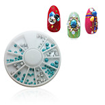 1 Nail Art Decoration Rhinestone Pearls Makeup Cosmetic Nail Art Design