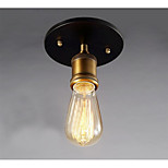 1pcs E27 Loft Vintage Industrial Metal Wall Light Retro Brass Wall Sconce Lamp AC110-240V NO Lamp