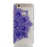 For Case Cover Pattern Back Cover Case Mandala Soft TPU for Huawei Huawei P10 Lite Huawei P10 Huawei P9 Lite Huawei P8 Lite Huawei P8