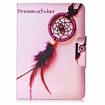 Dream Catcher Pattern Card Holder Wallet with Stand Flip Magnetic PU Leather Case for Samsung GALAXY Tab A 9.7 T550 T555 9.7 inch Tablet PC