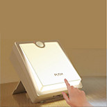 2Pcs LED Night Light Book Shape 5V Warm White/White 1.5W Battery Powered(AAA) Without Battery