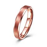 Муж. Классические кольца Бижутерия Базовый дизайн Мода Нержавеющая сталь Круглый Бижутерия Назначение Для вечеринок Обручение Повседневные