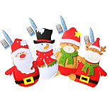 cheap -Gift Tags Gift Boxes Wine Bags Santa Christmas Holiday Commercial Indoor Outdoor Hotel Dining Table Table Decoration ChristmasForHoliday