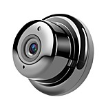 jooan 720p hd ip camera wifi video monitoring suporta áudio bidirecional e monitoramento remoto