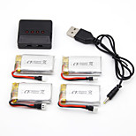 XS809W XS809HW X809 XS809C Battery RC Quadcopters Accessories -