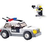 Конструкторы Полицейская машинка Антигравитационная машинка Игрушки Полиция Транспорт Армия Мальчики 69 Куски