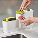 1 Kitchen Plastic Cabinet Accessories