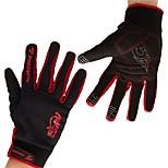 Спортивные перчатки Зимние Перчатки для велосипедистов Многофункциональный Полный палец Лайкра Горные велосипеды Шоссейные велосипеды