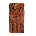 Case For Huawei P10 Ultra-thin Back Cover Wood Grain Hard Wooden for Huawei P10