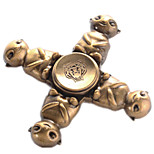 Hand Spinner Toys Stress and Anxiety Relief Novelty Cartoon Zinc Alloy Pieces Teen Gift