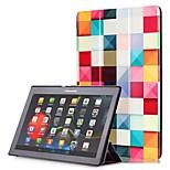 print cover case für lenovo tab3 tab 3 10 plus x103f x70f tb-x70f tb-x103f mit bildschirmfolie