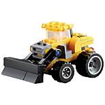 Building Blocks Dozer Toys Excavating Machinery Kids 1 Pieces
