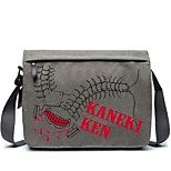 Bag Inspired by Tokyo Ghoul Ken Kaneki Anime Cosplay Accessories Canvas