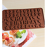 Cake Molds Cooking Utensils Chocolate Cake Silica Gel