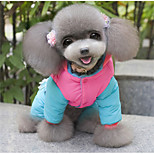 Dog Jumpsuit Dog Clothes Casual/Daily Princess Costume For Pets