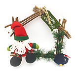 1pc Christmas Decorations Christmas OrnamentsForHoliday Decorations 27*34cm