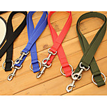 Dog Leashes Portable Solid Nylon