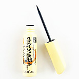 1PCS Black Waterproof Quick Dry Charming Liquid Eyeliner with Super Thin Soft Brush