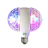 1 pc 6W E27 LED Globe Bulbs 6 leds High Power LED Decorative RGB 400lm 2800-12000K AC85-265V