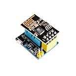 esp8266 esp-01 esp-01s dht11 Temperatur Feuchtigkeit wifi Knotenmodul enthält Wireless-Modul