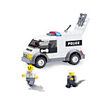Building Blocks Police car Toys Police Vehicles Military Kids Boys 85 Pieces