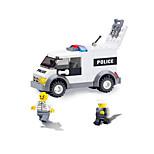 Конструкторы Полицейская машинка Игрушки Полиция Транспорт Армия Мальчики 85 Куски