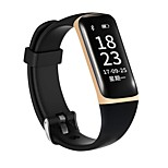 0.96 Inch OLED Screen Men's Woman Smart Bracelet Water Proof Long Standby Calories Burned Pedometers Heart Rate Monitor for Ios Android Mobile
