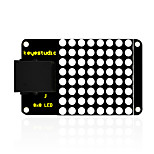 Keyestudio EASY Plug IIC I2C 8*8 LED Dot Matrix Display for Arduino