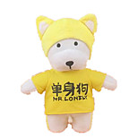 Stuffed Toys Toys Dog Animals Animals Kids 1 Pieces