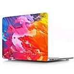 MacBook Кейс для Масляный рисунок Поликарбонат материал