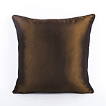 cheap -1 Pc Pure Color Imitation Silk Scarf Soft Cushion Home Decoration