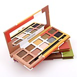 10 Eyeshadow Palette Wet Shimmer Mineral Eyeshadow palette Powder Daily Makeup Halloween Makeup Party Makeup Fairy Makeup Cateye Makeup
