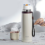 Work Wear to work Drinkware, 500 Stainless Steel Tea Water Water Bottle
