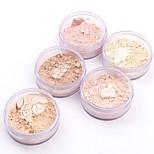 12 Powder Concealer/Contour Pressed Powder Dry Matte Mineral Loose powder Oil-control Face