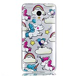 For Case Cover Pattern Back Cover Case Unicorn Soft TPU for Xiaomi Xiaomi Redmi Note 4X Xiaomi Redmi Note 4